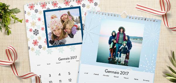-30% su tutti i Calendari